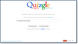 Quizgle screenshot